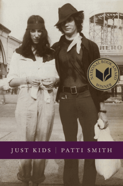 My Favourite Books of 2016 - Just Kids by Patti Smith
